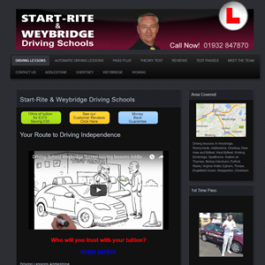 Start-Rite & Weybridge