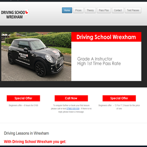 Driving School Wrexham