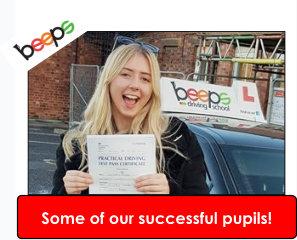 Beeps Driving School Wakefield