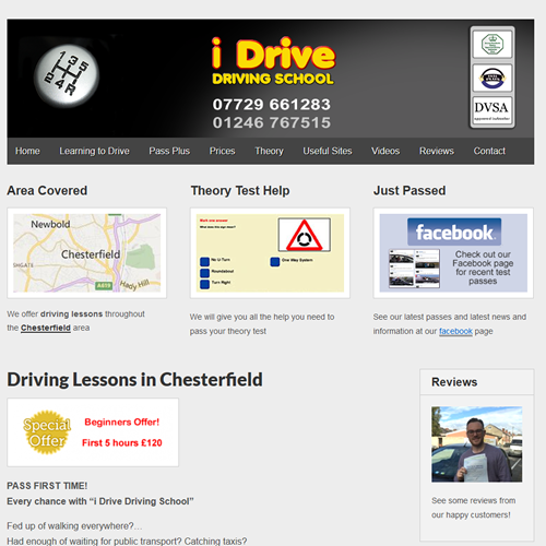I Drive Chesterfield